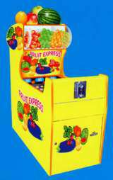 Fruit Express the Coin-op Redemption Game