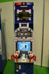 Battle-Police the  Arcade PCB