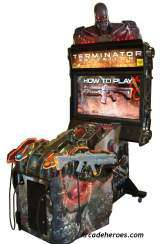 Terminator Salvation [Deluxe model] the  Arcade PCB