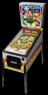 King of Diamonds the Coin-op Pinball