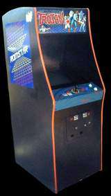 Trojan the  Arcade Video Game