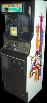 Bradley Trainer the Arcade Video game