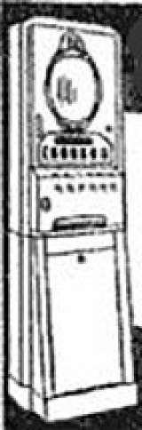 Cigarette Model E [6-Column] the Coin-op Vending Machine