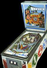 1-2-3... the Coin-op Pinball