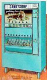 Candyshop [Model 100] the  Vending Machine