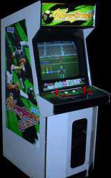 Virtua Striker the  Arcade Video Game PCB