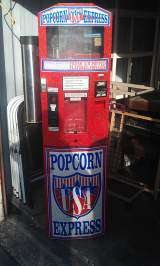 Fresh-Air Popcorn the Coin-op Vending Machine