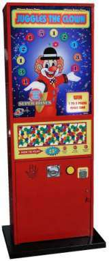 Juggles the Clown the  Vending Machine