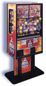 2 Mega Toys the Coin-op Vending Machine