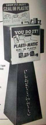 Plasti-Matic the  Vending Machine