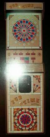 Pub Time Darts Coin Op Dart Game By Nomac 1984
