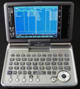 Zaurus SL-C1000 the  PDA
