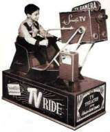 TV Ride the Coin-op Kiddie Ride