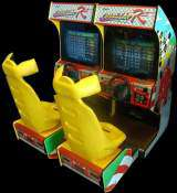 Final Lap R the Arcade Video Game
