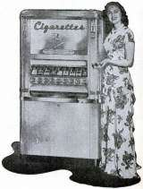 Cigarette Vendor the  Vending Machine