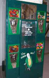 Pop Corn Sez [Model 68] the  Vending Machine