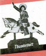 Thunderbolt the Coin-op Kiddie Ride