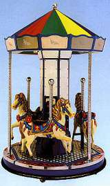 Coin-Operated Carousel the  Kiddie Ride