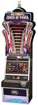 Ultimate Tower of Power the  Slot Machine