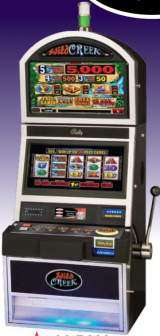 Wild Creek [Bally Signature Series] the  Slot Machine