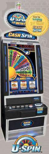 Cash Spin the  Slot Machine