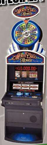 Monte Carlo Royale the  Slot Machine