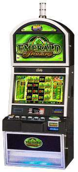 Emerald Treasures [Mega Series] the Slot Machine