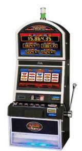 Blazing Stars the  Slot Machine