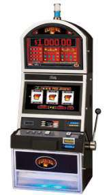 Flaming 7 the  Slot Machine