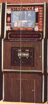 Stud-Poker the Arcade Video Game