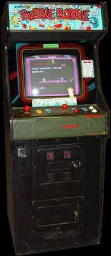 Bubble Bobble Arcade Video Game