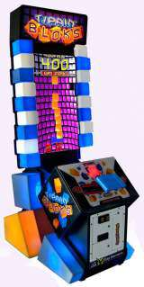 Tippin' Bloks the Coin-op Redemption Game