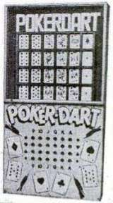 Pokerdart [Non-Coin model] the  Non-Coin Machine