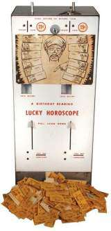 Lucky Horoscope the  Fortune Teller