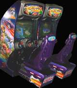Cruis'n Exotica the  Arcade Video Game PCB