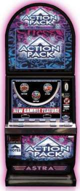 Action Pack the Slot Machine