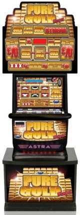 Pure Gold Player the Slot Machine
