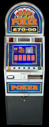 Wild Golden Poker the  Slot Machine