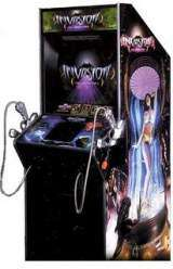 Invasion - The Abductors the Arcade Video Game