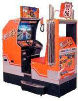 The King of Route 66 the  Arcade Video Game