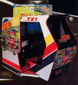 TX-1 the Arcade Video Game