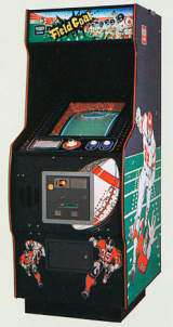 Field Goal the Arcade Video game