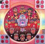 CR Hirake! Kobucha Band the  Pachinko