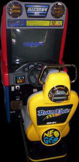 Road's Edge the  Arcade Video Game