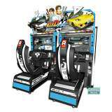 Initial D Arcade Stage 6 AA the  Arcade Video Game