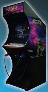 Star Trek Voyager - The Arcade Game machine