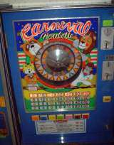 Carnival Roulette the Coin-op Misc. Game