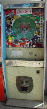 Time 80 [Early model] the  Pachinko