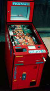 Fighter 16 the  Pinball