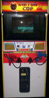 Virtua Cop 2 the  Arcade Video Game PCB